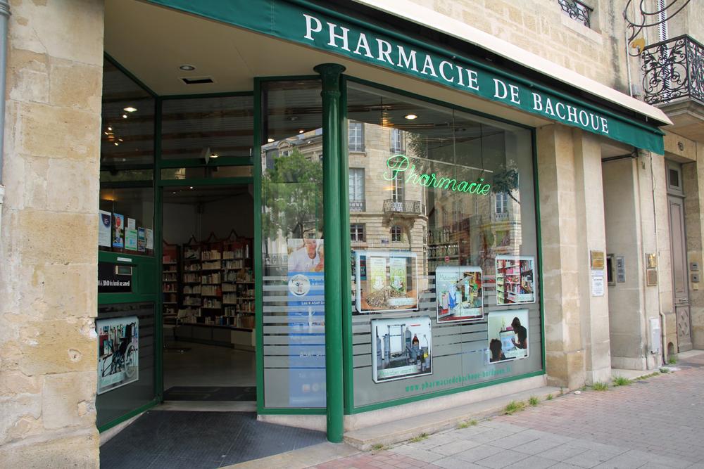 Pharmacie de Bachoué