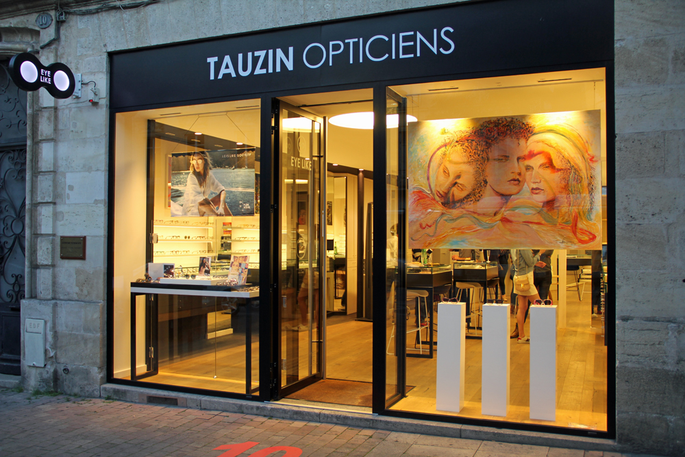 Tauzin - opticien