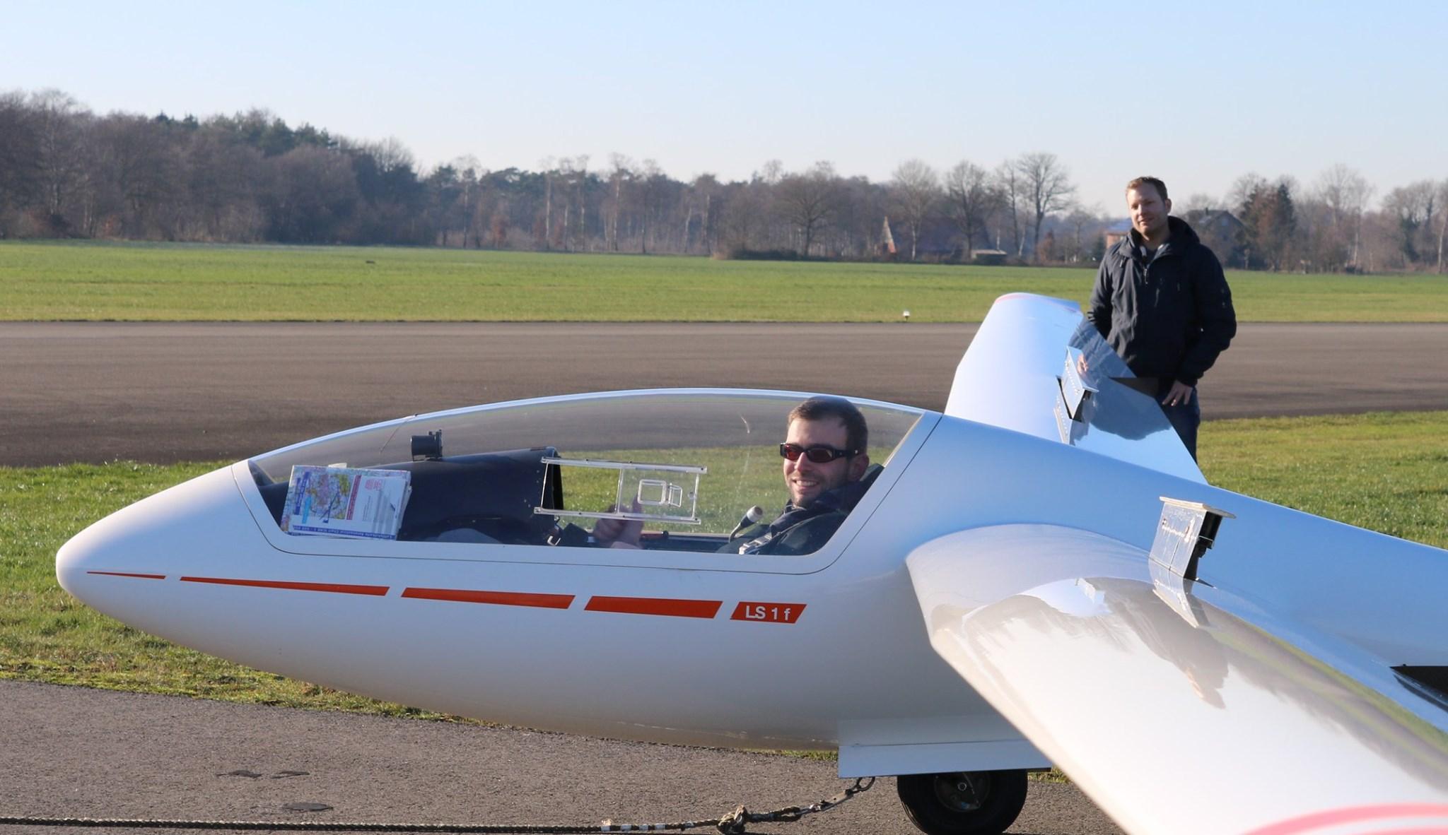 Flug 2: Mark