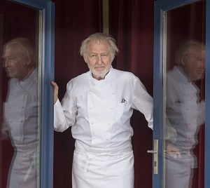 Pierre Gagnaire grand chef cuisinier contact