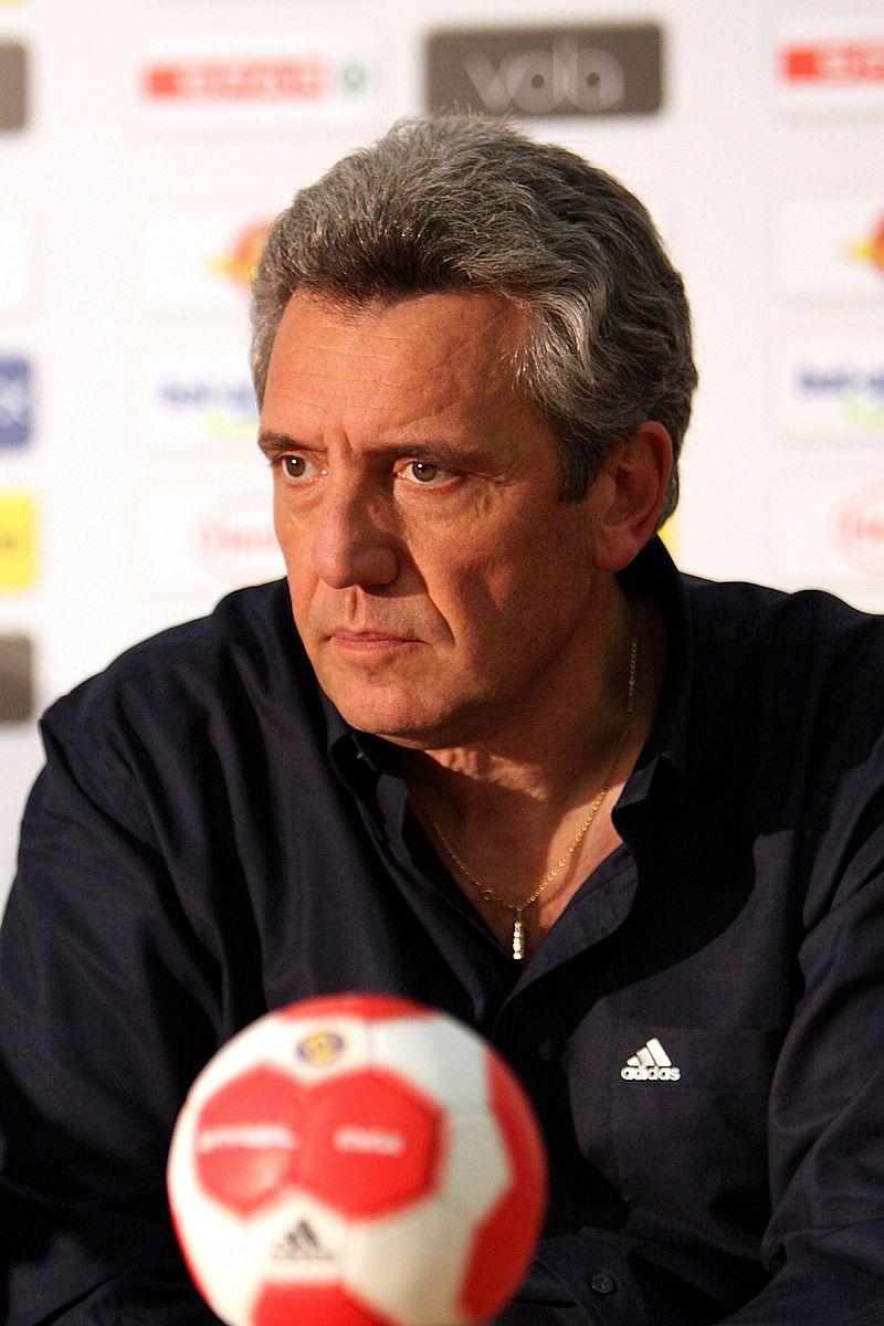 Claude Onesta contact entraineur