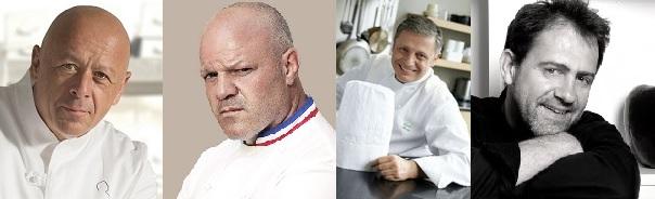 TOP CHEF grands chefs cuisiniers