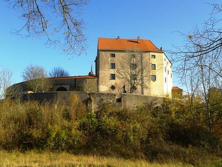 Schloss Spielberg, © Anne Müller