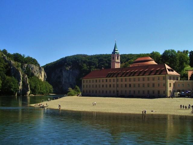 Kloster Weltenburg, © Octobrist, CC-BY-SA 4.0