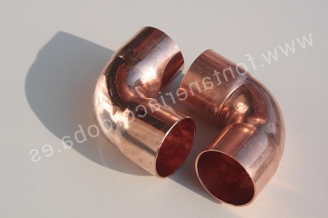 como soldar tuberias de cobre