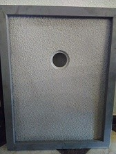 Platos de ducha resina ,carga mineral, CoRDOBA