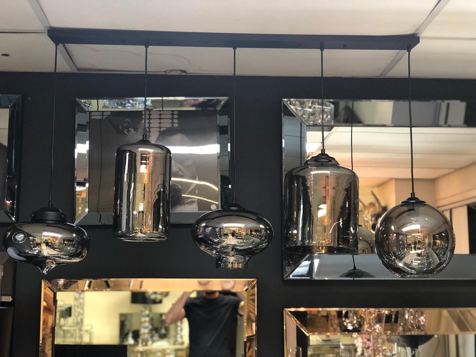 Hanglamp Evy bulbs long