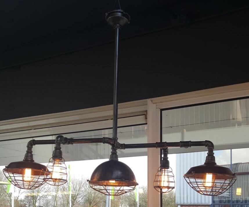 Loodgieterslamp