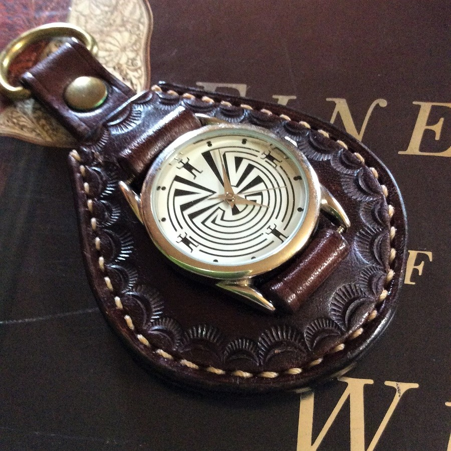 sioux&lily pocket watch