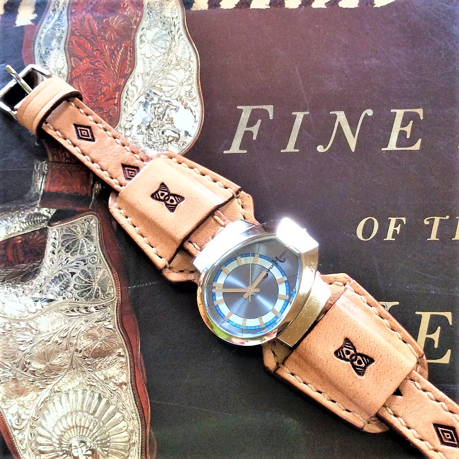 sioux&lily watch belt