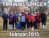 Trainingslager Februar 2015