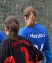 Testspiel: Maasdorf - RS Halle | Fotos: Silke Ziehm