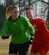 Testspiel: Maasdorf - E.Halle | Fotos: sportblog-md