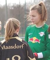 Testspiel: RB Leipzig - Maasdorf | Fotos: M.M.