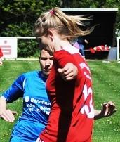 Punktspiel: Maasdorf - B. Schmiedeberg