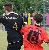 Testspiel: Edlau - Maasdorf / Fotos: Jens Mattern