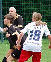 Testspiel: Maasdorf - Schönebeck