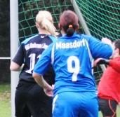 Punktspiel: Maasdorf - Dabrun/Jessen
