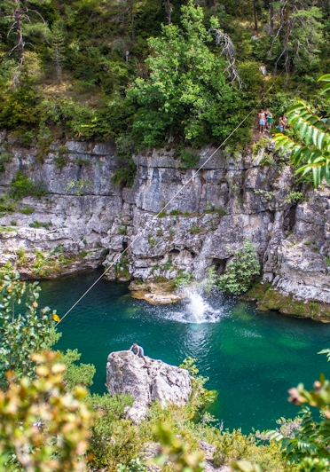 Baignade Gorges du Tarn