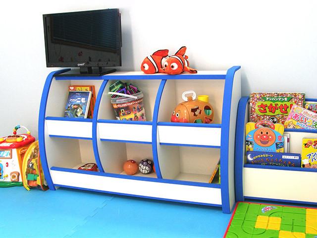 お子さまに人気のあるおもちゃをご用意。