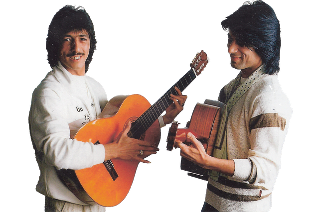 Jeros y Amador Losada 1984
