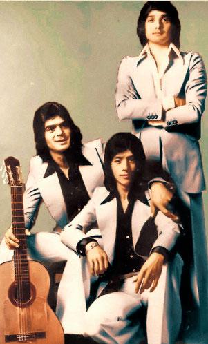 Los Chichos primera aparición 1973