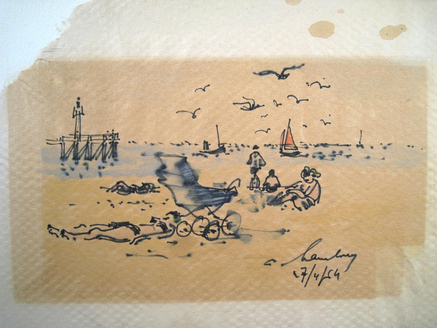 1954 Trouville