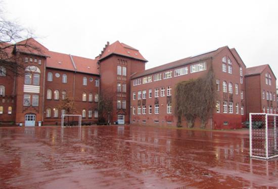 Umbau und Erneuerung der Sozialbereiche des Lilienthal-Gymnasiums