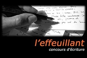 """Concours d'écriture """"L'effeuillant"""""""