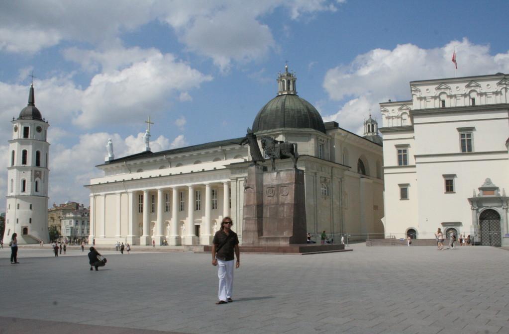 Kathedrale und Palast des Großfürsten