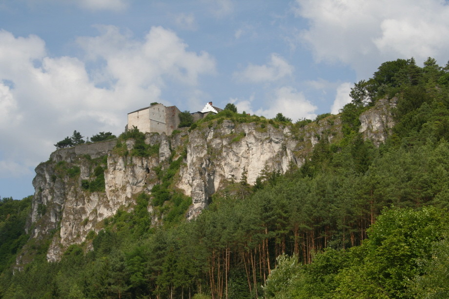 Bei Kipfenberg an der Altmühl
