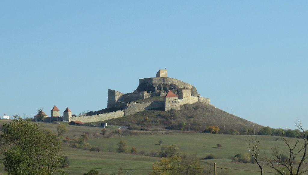 Burg in Rupea