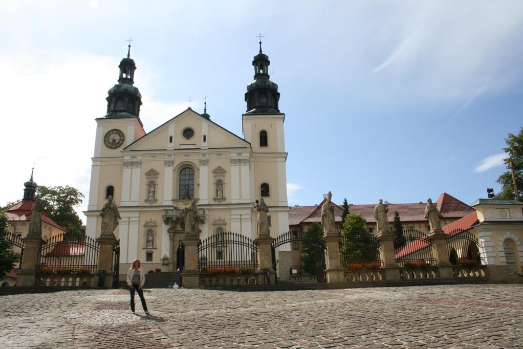 Wallfahrtskirche Kalwaria Zebrzydowska