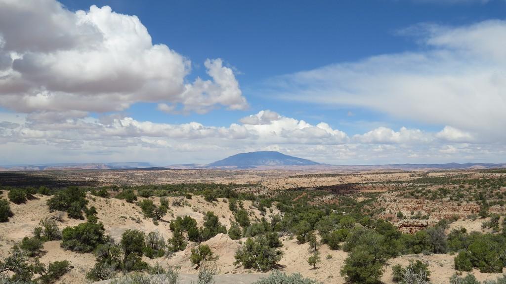 Wir fahren Richtung Monument Valley...