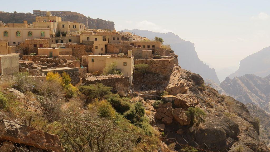Wir fahren zum Saiq-Plateau im Jebel Akhdar