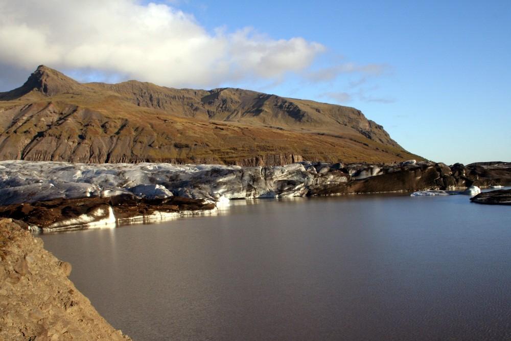 Gletschersee des Skaftafellsjökull
