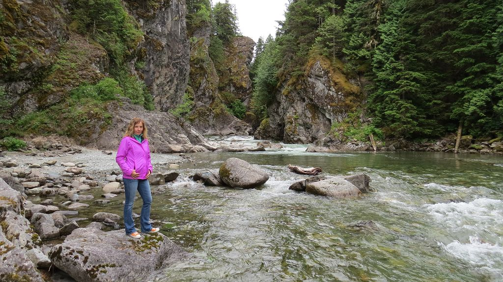 Kleanza Creek