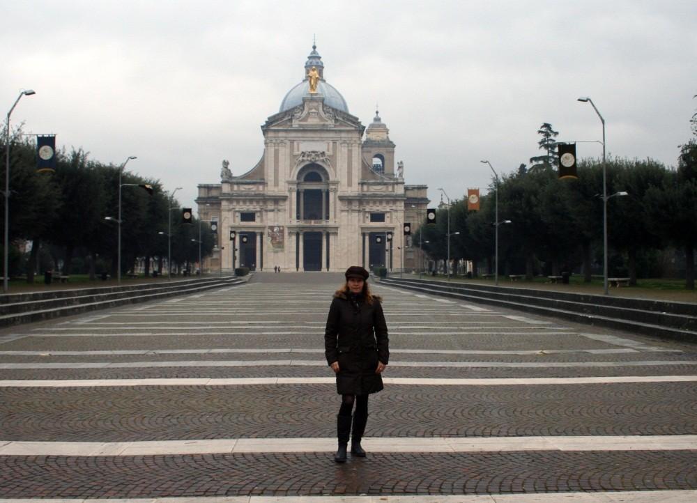 Basilica di S. Maria degli Angeli, Assisi