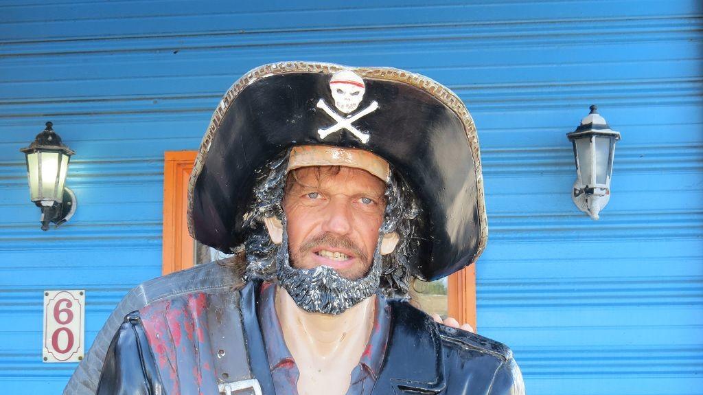 Ein echter Pirat