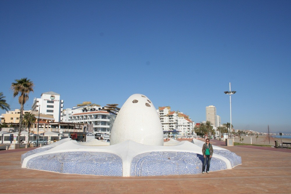 Peniscola an der Costa del Azahar