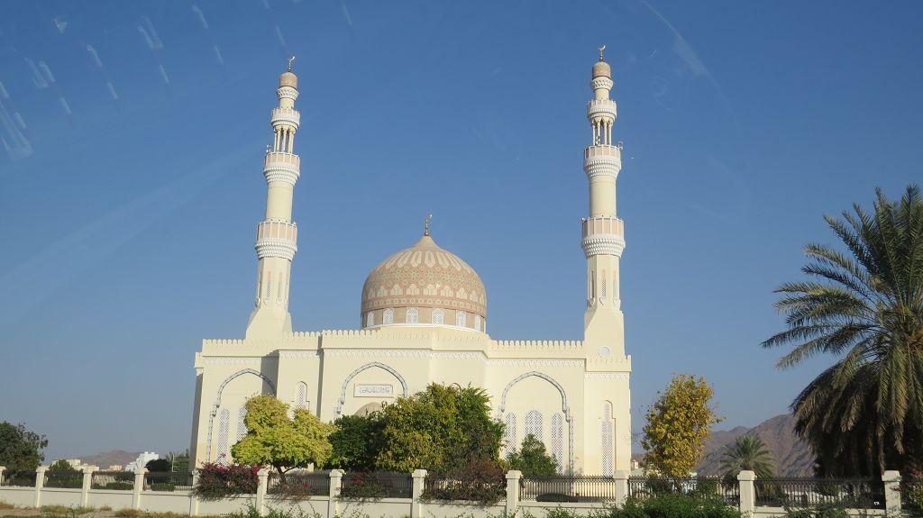 Moschee bei Al Hazm