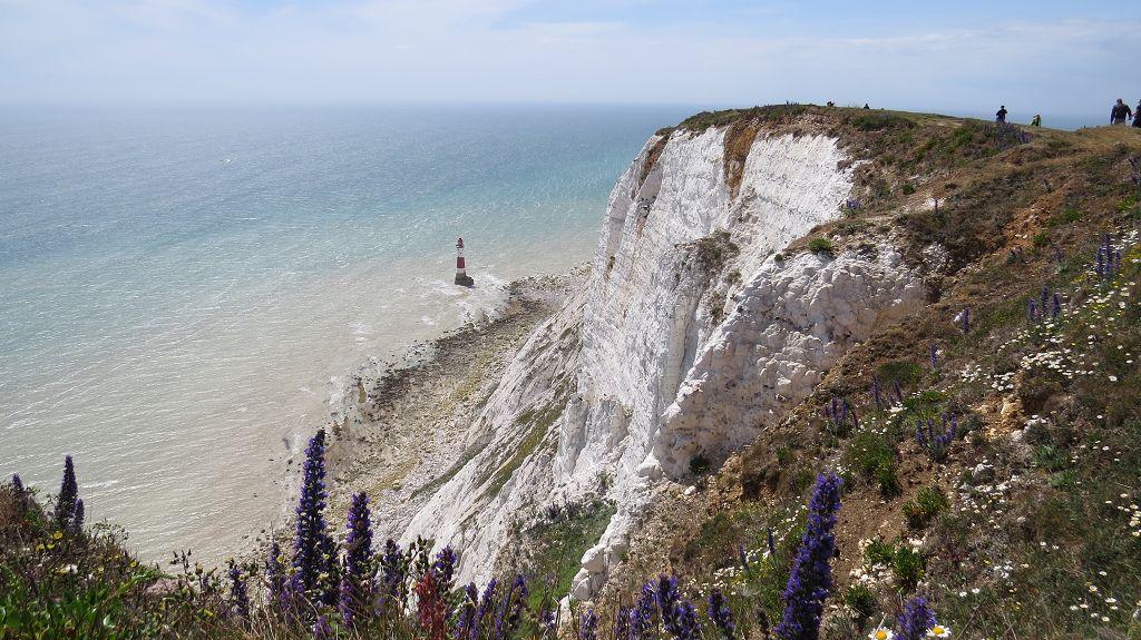 ...vom Beachy Head