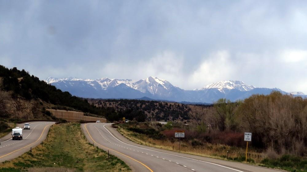 In Colorado angekommen
