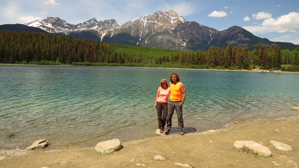 Jasper Nationalpark, Patricia Lake