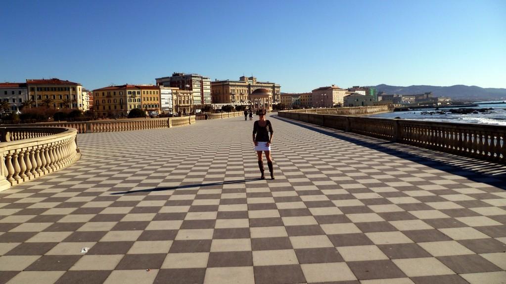 Auch noch Livorno