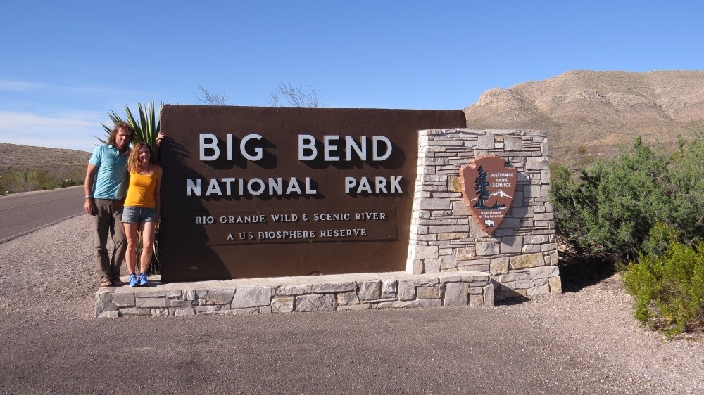 Big Bend Nationalpark gegründet 12.06.1944