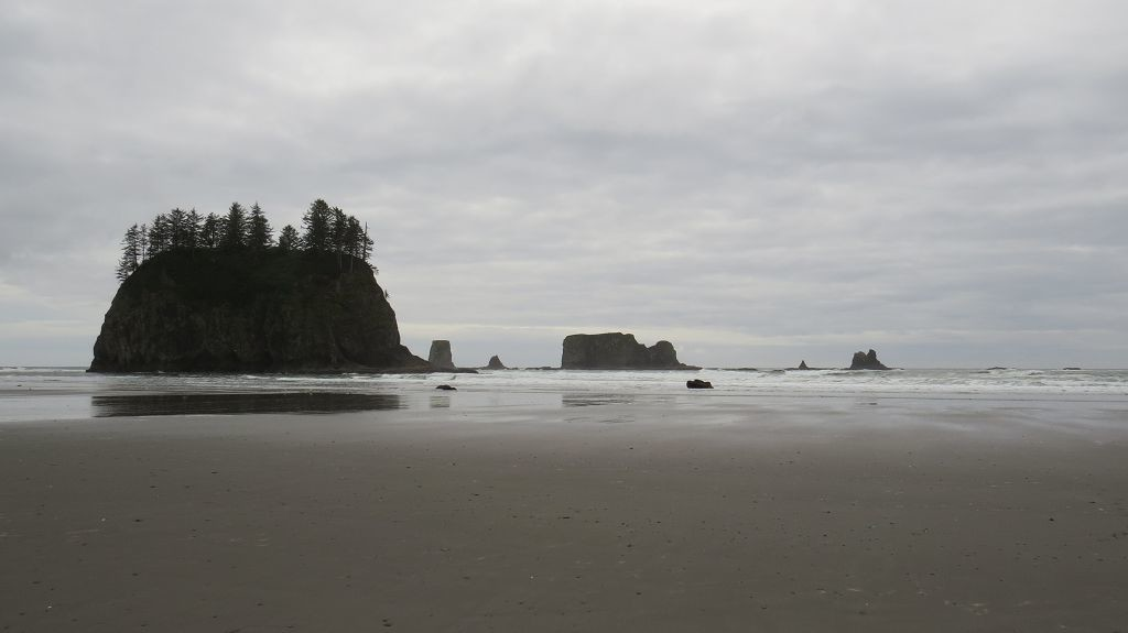 Second Beach bei La Push