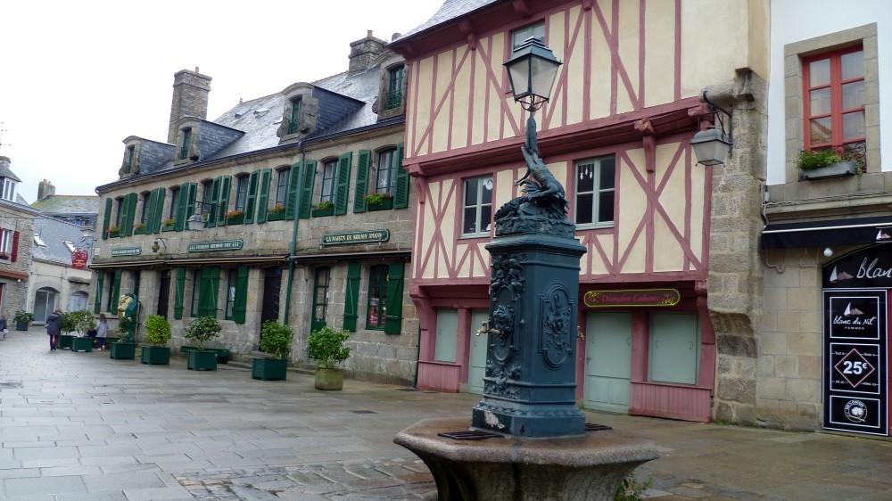 Altstadt auf der Halbinsel