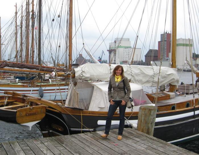 Am Flensburger Museumshafen