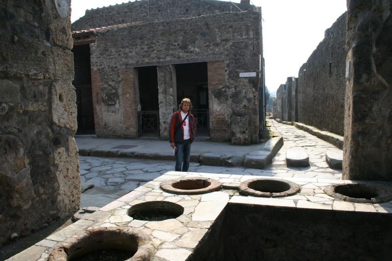 Pompei, Termopolia (Snack-Bar)